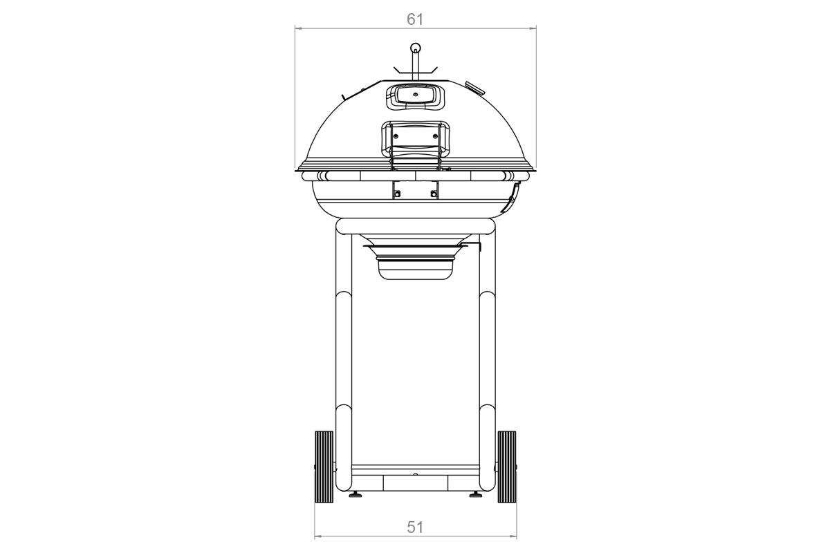 der beste kugelgrill auf dem markt schickling grill. Black Bedroom Furniture Sets. Home Design Ideas