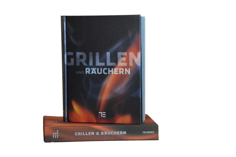 Grillbuch ´´Grillen und Räuchern´´