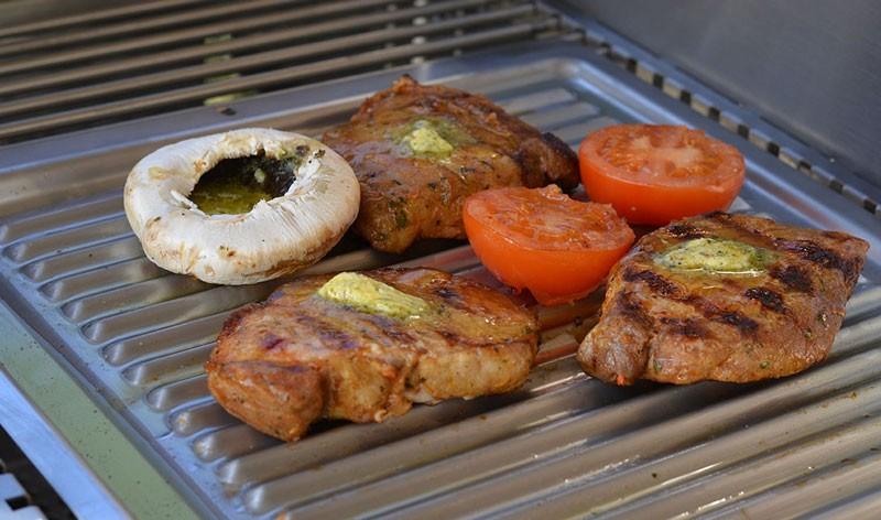 Edelstahl Grillplatte Für Gasgrill : Edelstahl grillplatte schickling grill