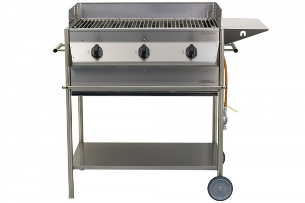Gas Holzkohlegrill Kombination : Gasgrills tepro world of garden living